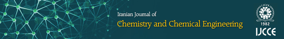 Image result for iranian journal of chemistry and chemical engineering (ijcce)
